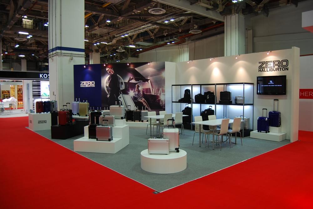 Zero Hallibution Booth At Tfwa 2013 Projects Nomura Co Ltd Aaa